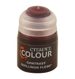 GAMES WORKSHOP CITADEL COLOUR CONTRAST: GUILLIMAN FLESH (18ML)