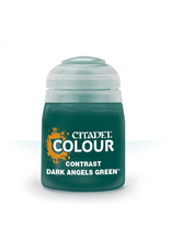 GAMES WORKSHOP CITADEL COLOUR CONTRAST: DARK ANGELS GREEN (18ML)