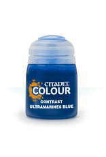 GAMES WORKSHOP CITADEL COLOUR CONTRAST: ULTRAMARINES BLUE ML
