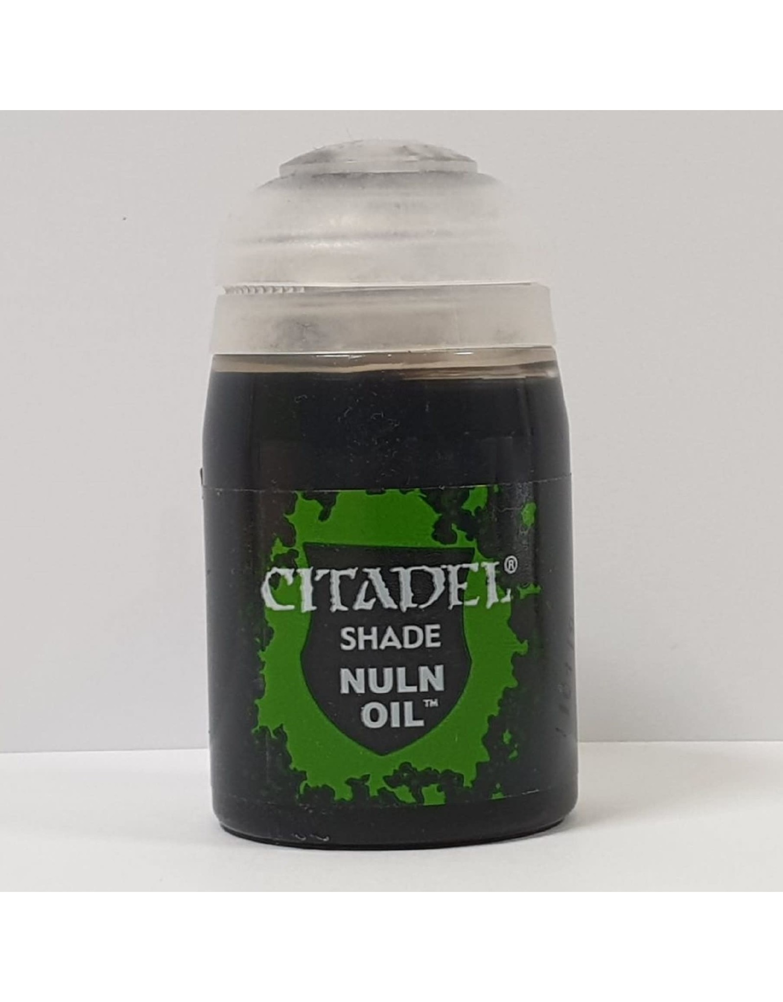 GAMES WORKSHOP CITADEL PAINT SHADE NULN OIL (24ML)