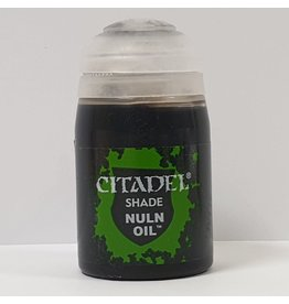 GAMES WORKSHOP CITADEL PAINT SHADE NULN OIL (24ML)