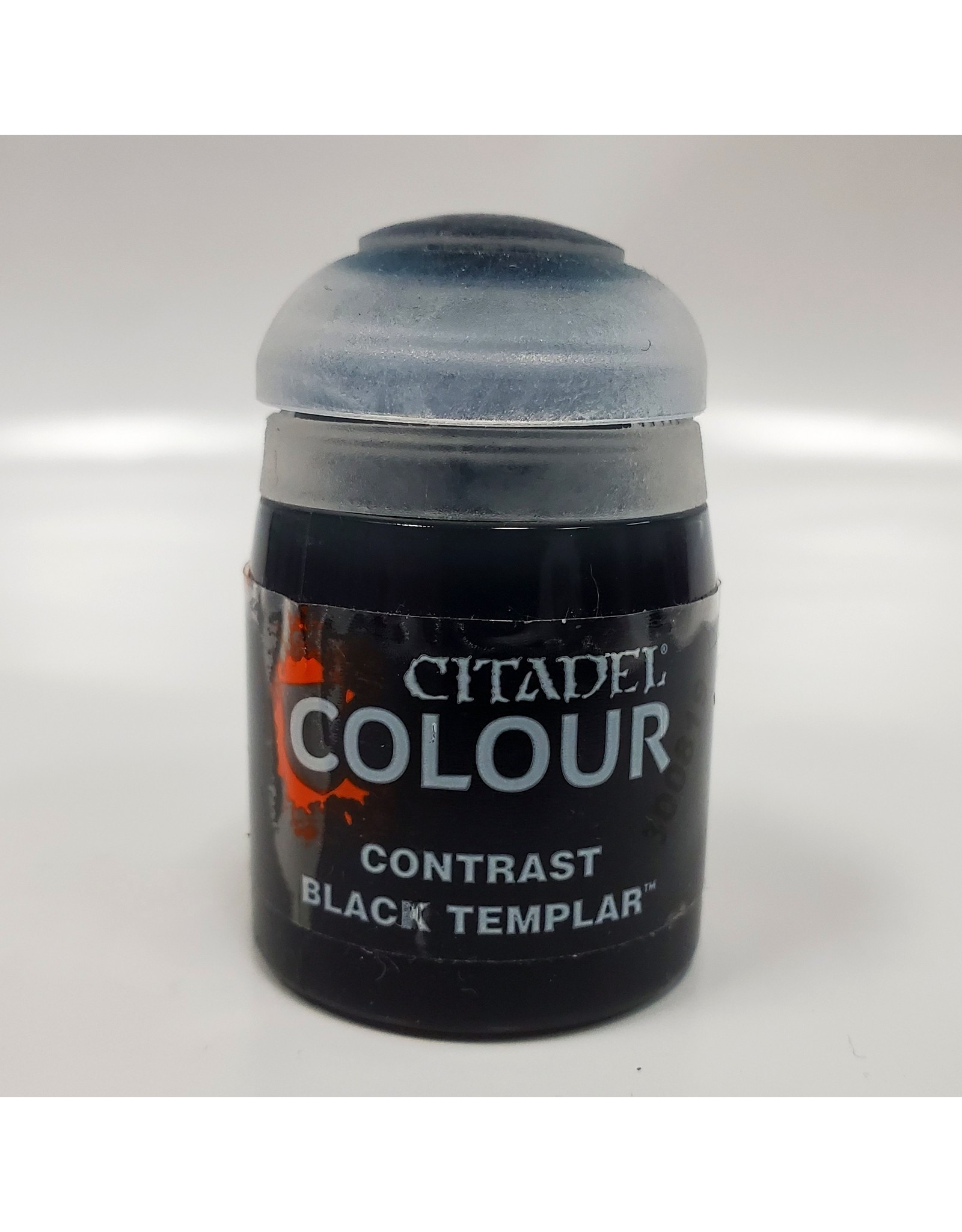GAMES WORKSHOP CITADEL COLOUR CONTRAST: BLACK TEMPLAR 18 ML