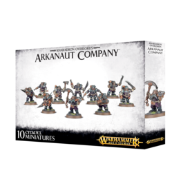 GAMES WORKSHOP WH AOS - KHARADRON OVERLORDS ARKANAUT COMPANY