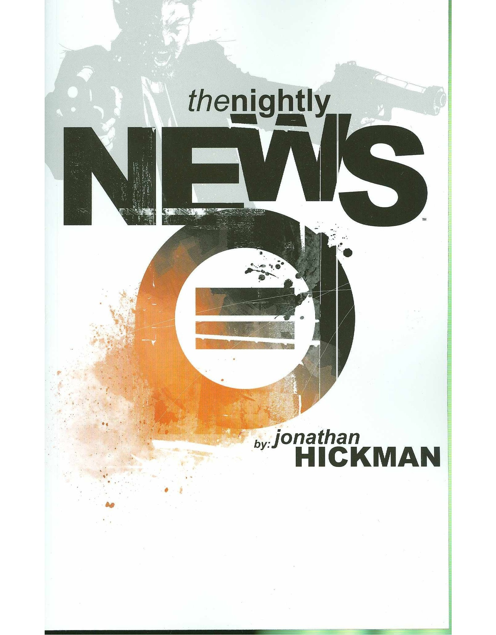 IMAGE COMICS NIGHTLY NEWS TP VOL 01