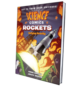 :01 FIRST SECOND SCIENCE COMICS ROCKETS SC GN