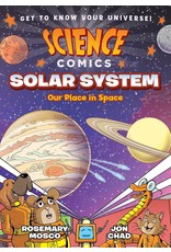 :01 FIRST SECOND SCIENCE COMICS SOLAR SYSTEM SC GN