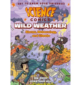 :01 FIRST SECOND SCIENCE COMICS WILD WEATHER SC GN