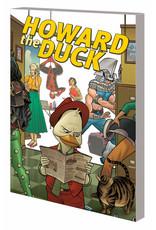 MARVEL COMICS HOWARD THE DUCK TP VOL 02 GOOD NIGHT GOOD DUCK