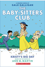 GRAPHIX BABY SITTERS CLUB COLOR ED GN VOL 06 KRISTYS BIG DAY