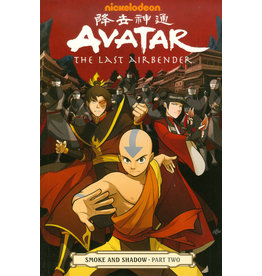 DARK HORSE COMICS AVATAR LAST AIRBENDER TP VOL 11 SMOKE & SHADOW PT2