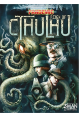 Z-MAN GAMES INC PANDEMIC REIGN OF CTHULHU EDITION BOARD GAME