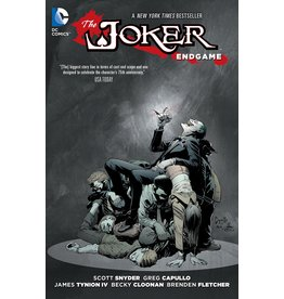DC COMICS JOKER ENDGAME TP