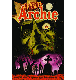 ARCHIE COMIC PUBLICATIONS AFTERLIFE WITH ARCHIE TP VOL 01 BM ED
