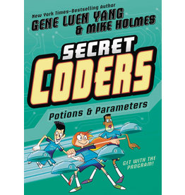 :01 FIRST SECOND SECRET CODERS GN VOL 05 POTIONS & PARAMETERS