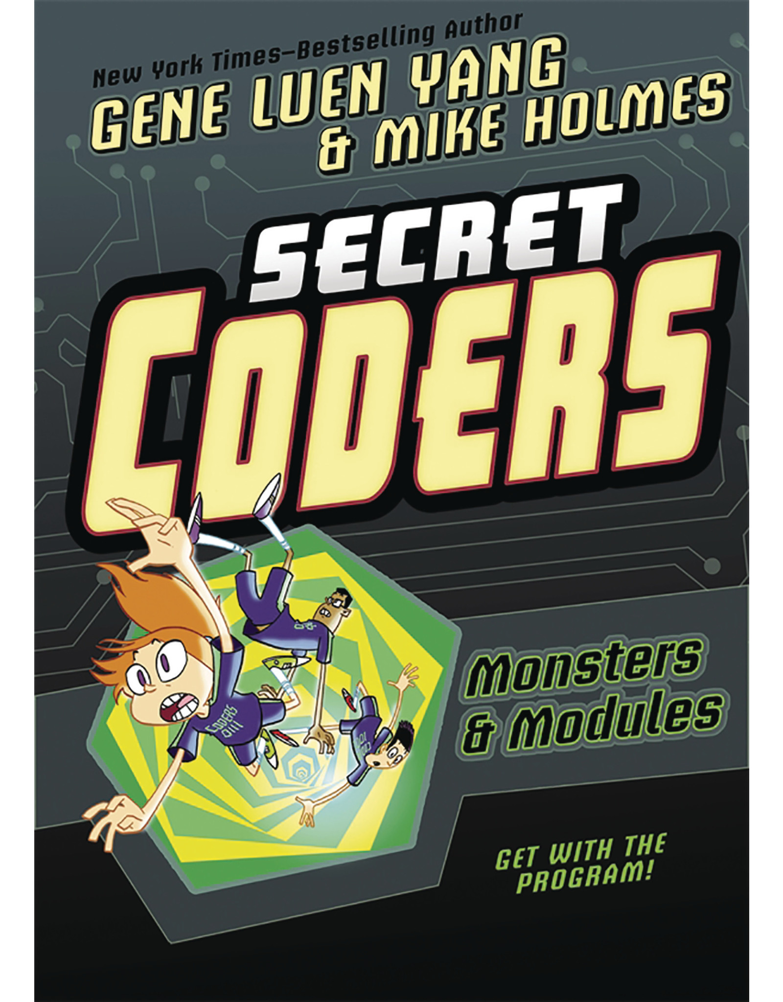 :01 FIRST SECOND SECRET CODERS GN VOL 06 (OF 6) MONSTERS & MODULES