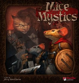 PLAID HAT GAMES MICE & MYSTICS BOARD GAME