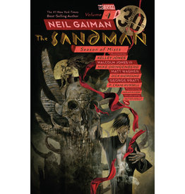 DC COMICS SANDMAN TP VOL 04 SEASON OF MISTS 30TH ANNIV ED
