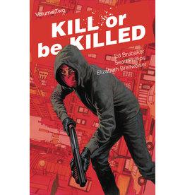 IMAGE COMICS KILL OR BE KILLED TP VOL 02