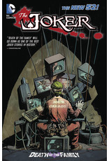 DC COMICS JOKER DEATH OF THE FAMILY TP (N52)
