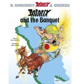 HUMOR ASTERIX TP VOL 05 ASTERIX AND THE BANQUET TP