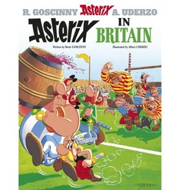 HUMOR ASTERIX TP VOL 08 ASTERIX IN BRITAIN TP