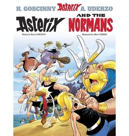 HUMOR ASTERIX TP VOL 09 ASTERIX AND THE NORMANS TP