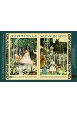 A&F PUZZLE COMPANY EAST OF THE SUN & WEST OF THE MOON 500 PIECE PUZZLE