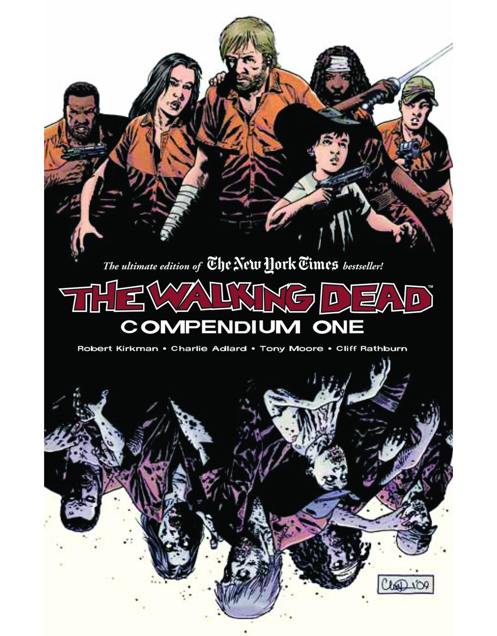 IMAGE COMICS WALKING DEAD COMPENDIUM TP VOL 01