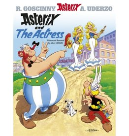 HUMOR ASTERIX TP VOL 31 ASTERIX AND THE ACTRESS TP