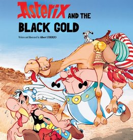 ASTERIX ASTERIX TP VOL 26 ASTERIX AND THE BLACK GOLD TP