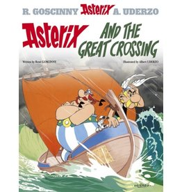 HUMOR ASTERIX TP VOL 22 ASTERIX AND THE GREAT CROSSING TP