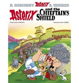 HUMOR ASTERIX TP VOL 11 ASTERIX AND THE CHIEFTAINS SHIELD TP
