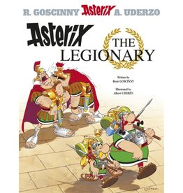 HUMOR ASTERIX TP VOL 10 ASTERIX THE LEGIONARY TP