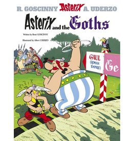 ORION ASTERIX TP VOL 03 ASTERIX & GOTHS