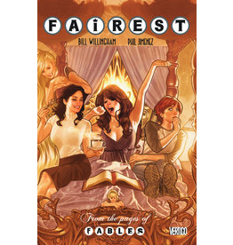 DC COMICS FAIREST TP VOL 01 WIDE AWAKE