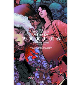 DC COMICS FABLES DELUXE EDITION HC VOL 03