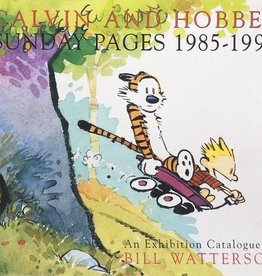 ANDREWS MCMEEL CALVIN & HOBBES SUNDAY PAGES SC 1985-1995