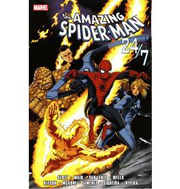 MARVEL COMICS SPIDER-MAN 24 7 TP