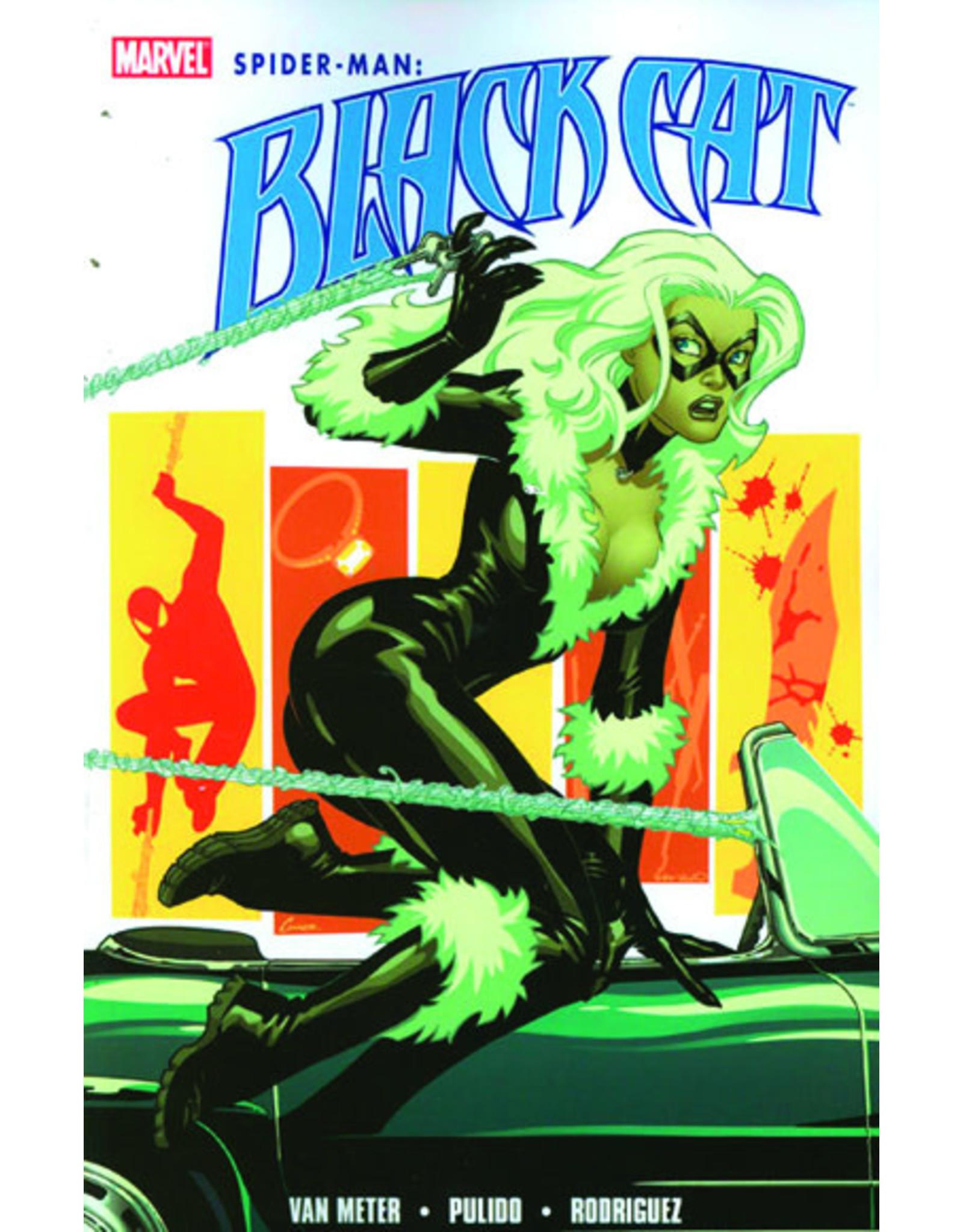 MARVEL COMICS SPIDER-MAN TP BLACK CAT
