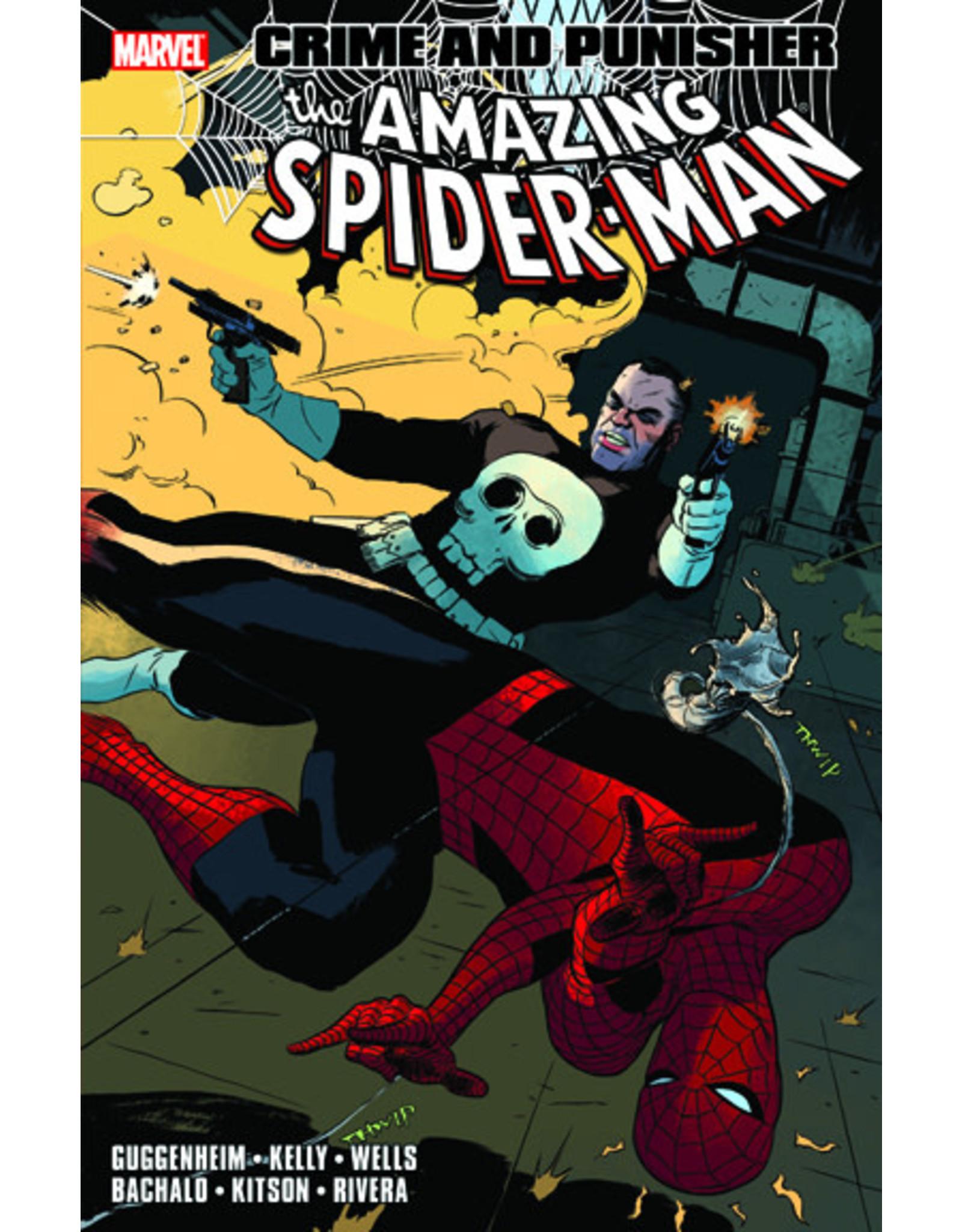 MARVEL COMICS SPIDER-MAN CRIME AND PUNISHER TP