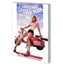 MARVEL COMICS SPIDER-MAN RED HEADED STRANGER TP
