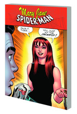 MARVEL COMICS SPIDER-MAN MARY JANE TP YOU JUST HIT THE JACKPOT