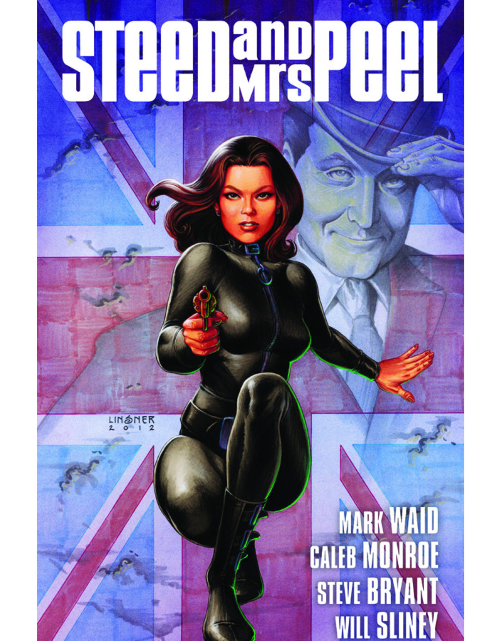 BOOM! STUDIOS STEED & MRS PEEL TP VOL 01 VERY CIVIL ARMAGEDDON