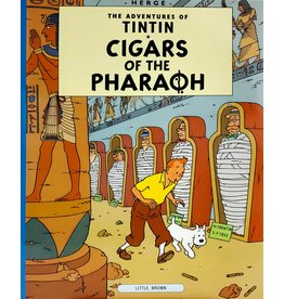 LITTLE BROWN & COMPANY TINTIN VOL 03 CIGARS OF THE PHARAOH TP