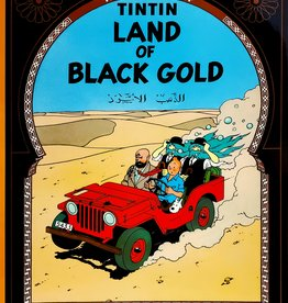 LITTLE BROWN & COMPANY TINTIN VOL 13 LAND OF BLACK GOLD TP