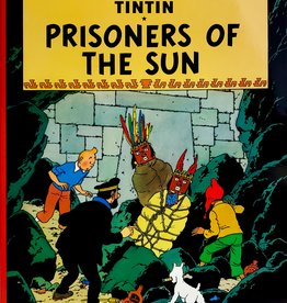 LITTLE BROWN & COMPANY TINTIN VOL 12 THE PRISONERS OF THE SUN TP