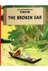 LITTLE BROWN & COMPANY TINTIN VOL 04 THE BROKEN EAR TP