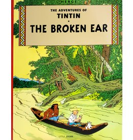 LITTLE BROWN & COMPANY TINTIN VOL 04 THE BROKEN EAR TP