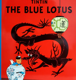 LITTLE BROWN & COMPANY TINTIN VOL 01 THE BLUE LOTUS TP