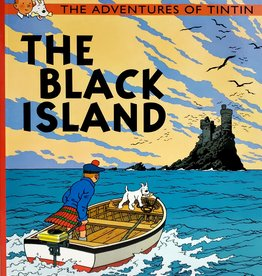 LITTLE BROWN & COMPANY TINTIN VOL 05 THE BLACK ISLAND TP